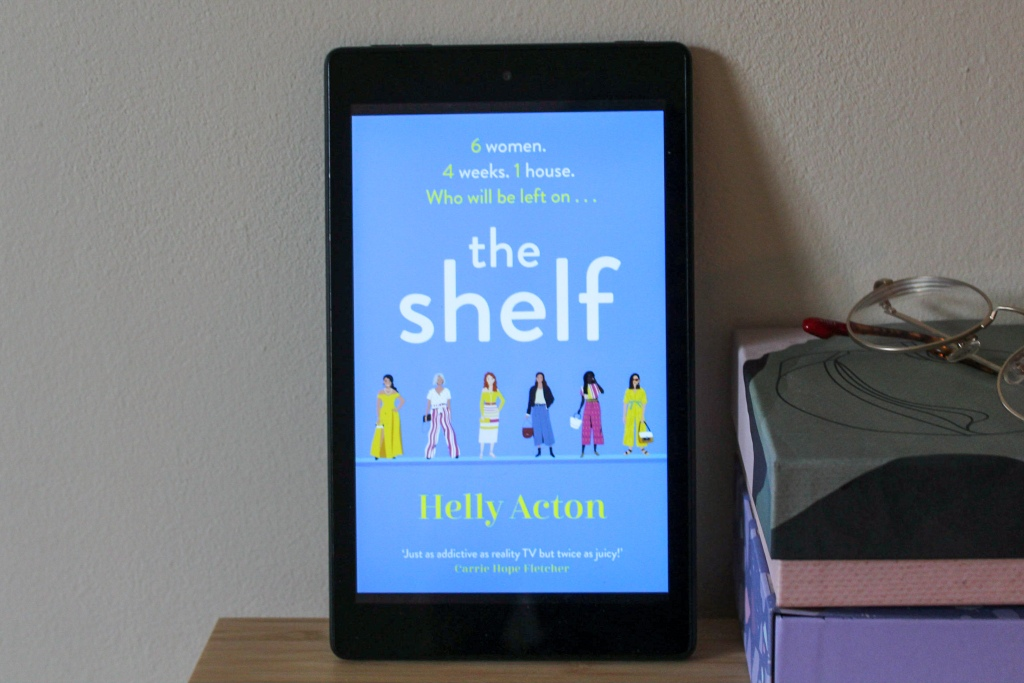 the shelf helly acton
